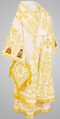 Paschal Bishop Vestment