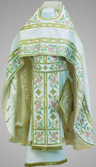 Embroidered Paschal Priest Vestment