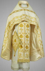 Paschal Priest Vestment