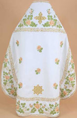 Embroidered Priest Vestment