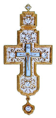 Filigree Pectoral Cross
