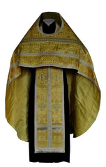 New Priest Vestment (Gold)