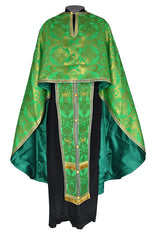 New Priest Vestment (Green)