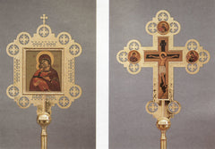 Processional Cross and Icon