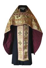 New Brocade Vestment