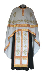 New Embroidered Vestment