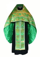 Brocade Priest Vestment