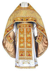 Embroidered/Brocade Priest Vestment