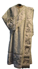 White Deacon Vestment
