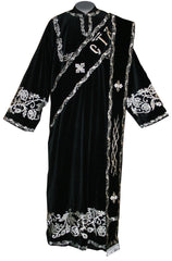 Black Deacon Vestment