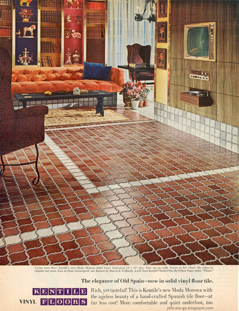 Asbestos Tile! The Colors! – Hand-Eye Supply