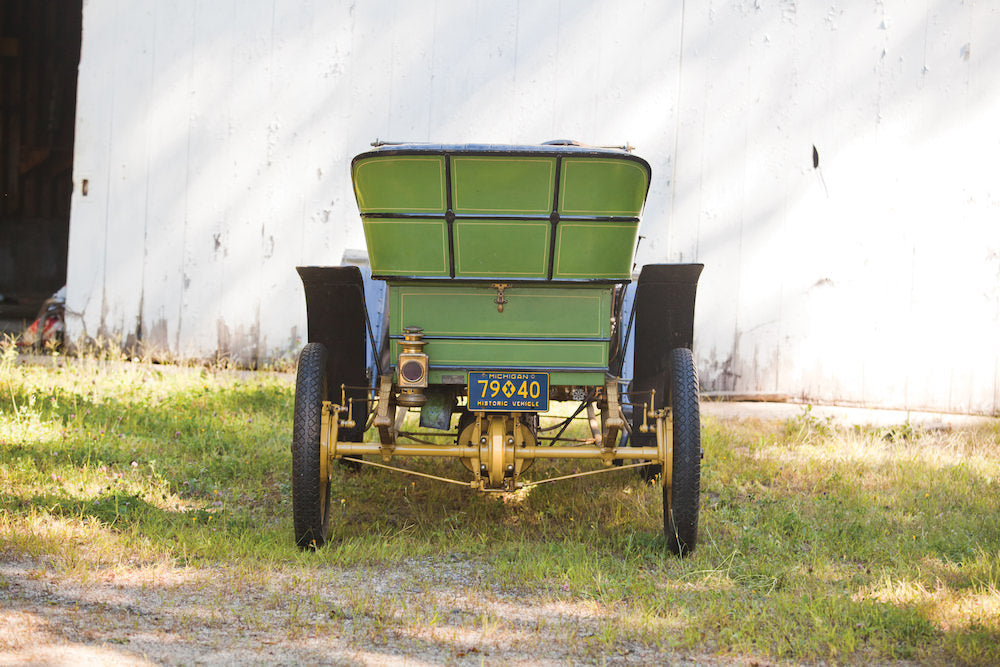 1909 Stanley E2 Steam Car at Auction – Hand-Eye Supply