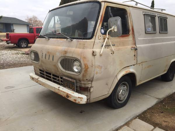 Craigslist Roundup 1/14/16 - Mostly Bad Vans Edition – Hand