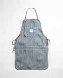 Pointer Grilling Apron Hickory Stripe