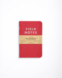 Field Notes Pack of 2 - Arts & Sciences Edition