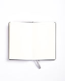 Leuchtturm 1917 Hard Cover Linen Notepad Grey Graph