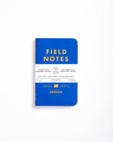 Field Notes Pack of 3 - Oregon County Fair Edition