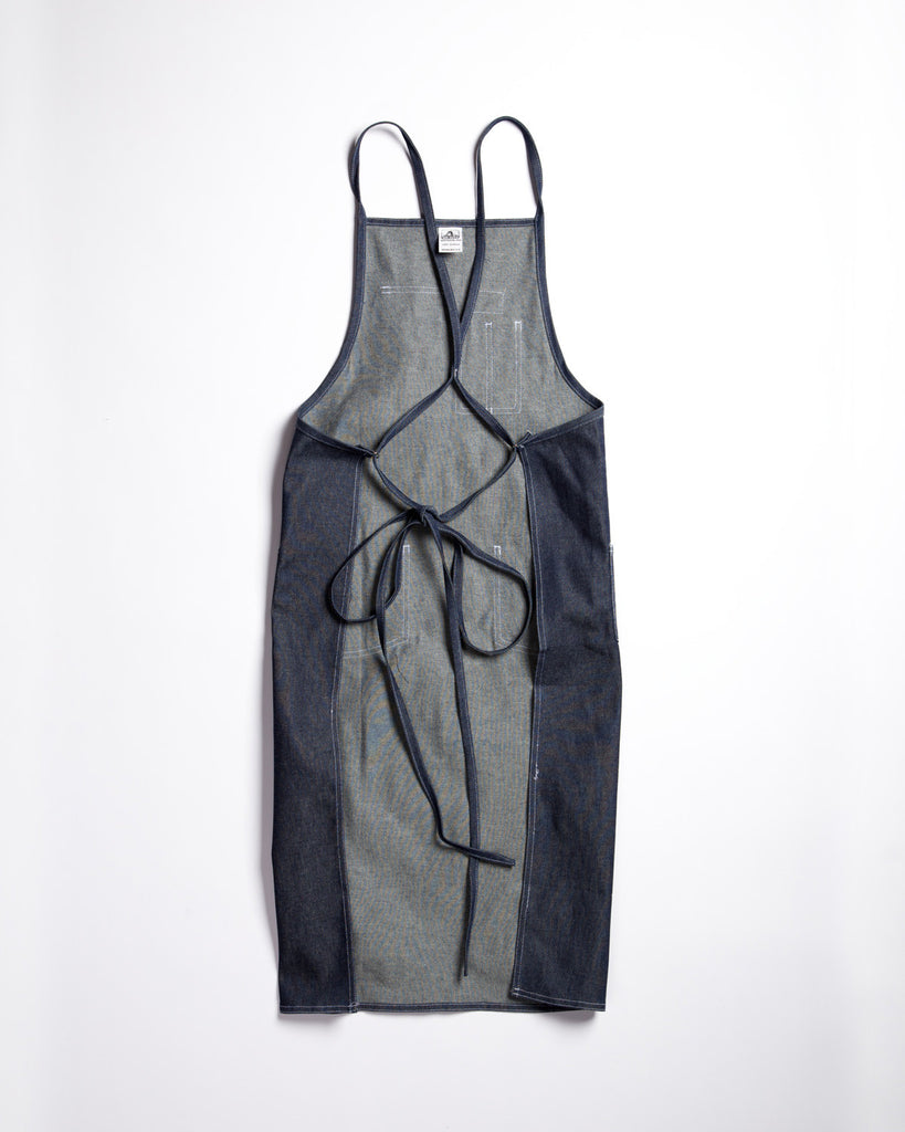 Ben Davis Denim Machinist's Apron