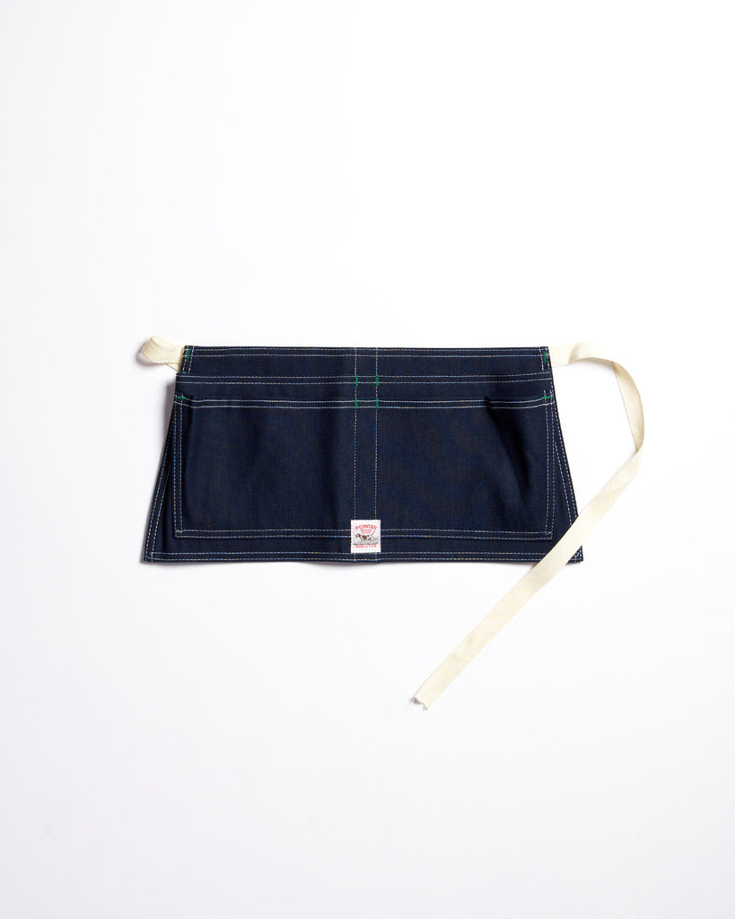 Pointer Waist Apron Rigid Indigo