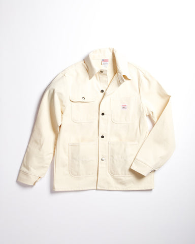 Le Laboureur Twill Work Jacket Bugatti