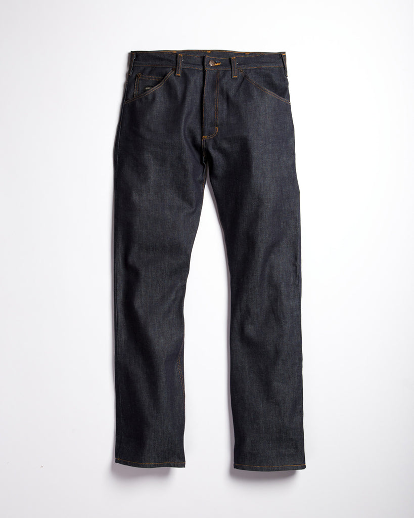 Hand Eye X L C King Slim Fit Selvedge Denim Hand Eye Supply