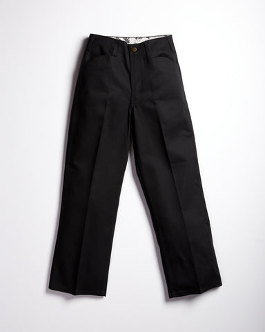 Ben Davis Trim Fit Pants Black 32x32