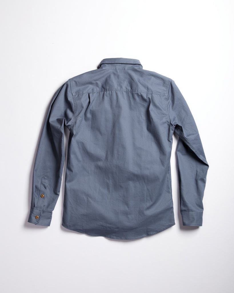 Edgevale Tam Twill Shirt River
