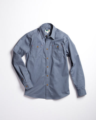 Pike Brothers 1937 Roamer Flannel Blue