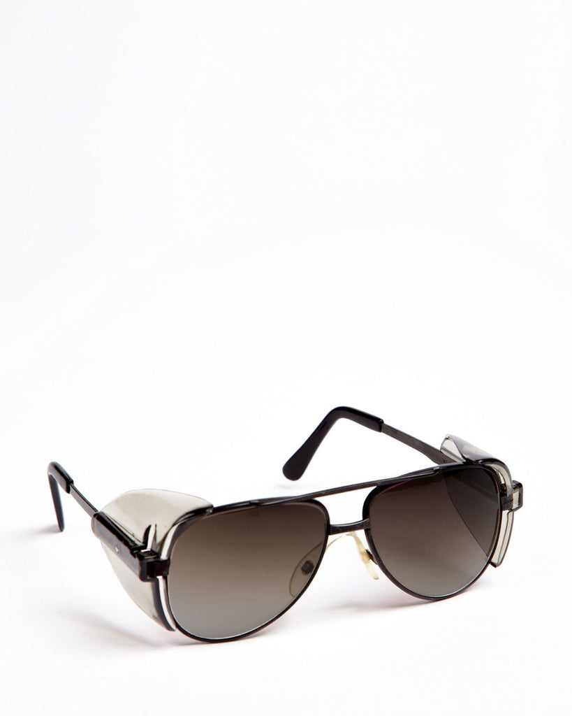 Aviator Safety Spectacles Gradient Black