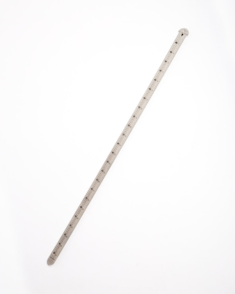 Gaebel Printer's Line Gauge 24""