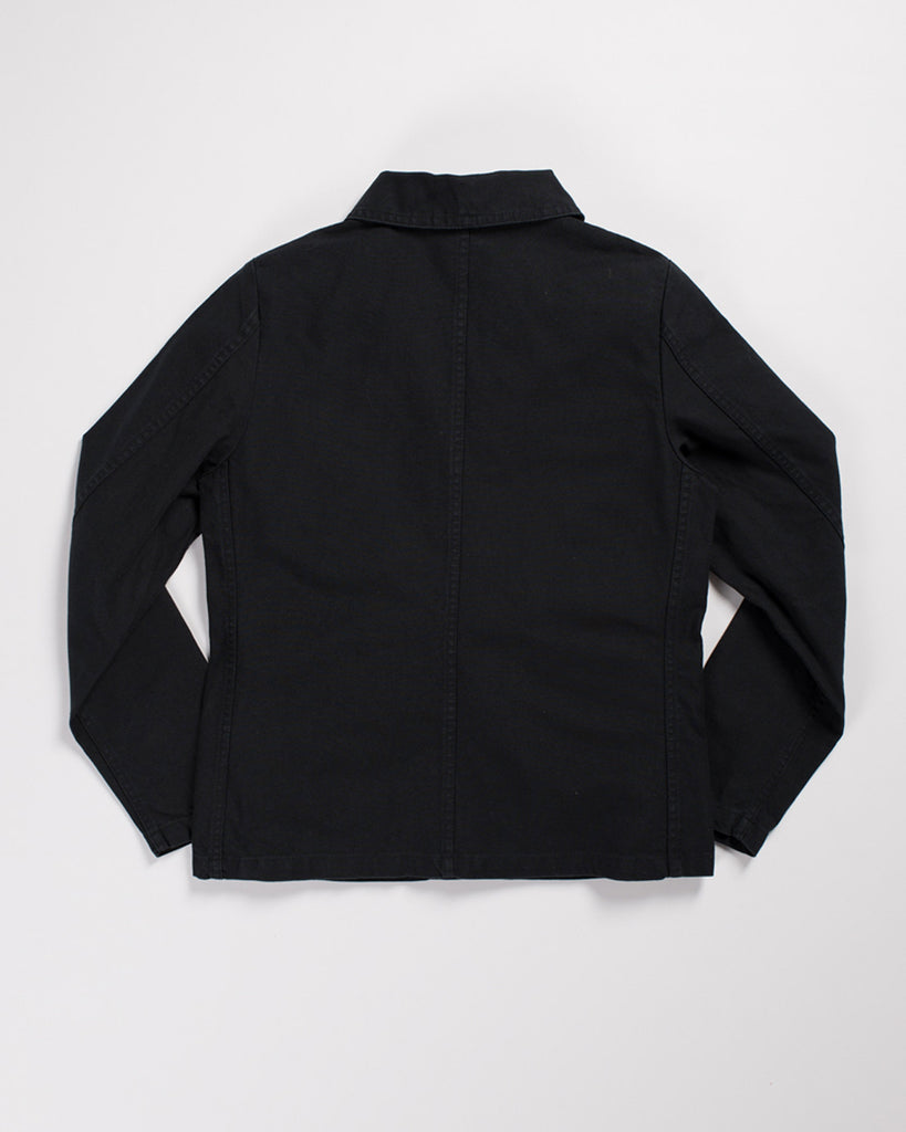 Vetra Women's Work Jacket Black Twill