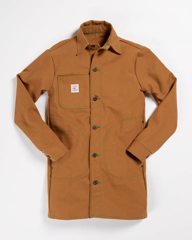 Pointer Barn Coat Brown Duck
