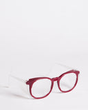 Oberon American Image Safety Spectacle Red