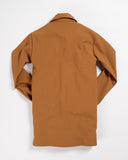 Pointer Long Jacket Brown Duck
