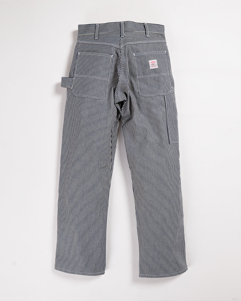 Pointer Brand Hickory Stripe Carpenter Jean