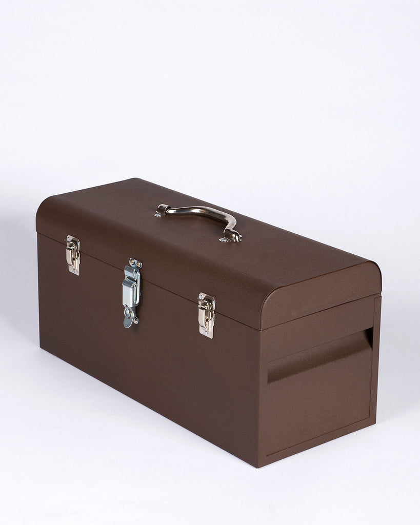Pioneer Standard Tool Box Brown