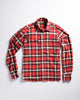Pike Brothers 1937 Roamer Flannel Red