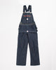 Pointer Rigid Indigo Low Back Overalls