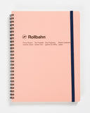 Rollbahn Spiral Notebook 8