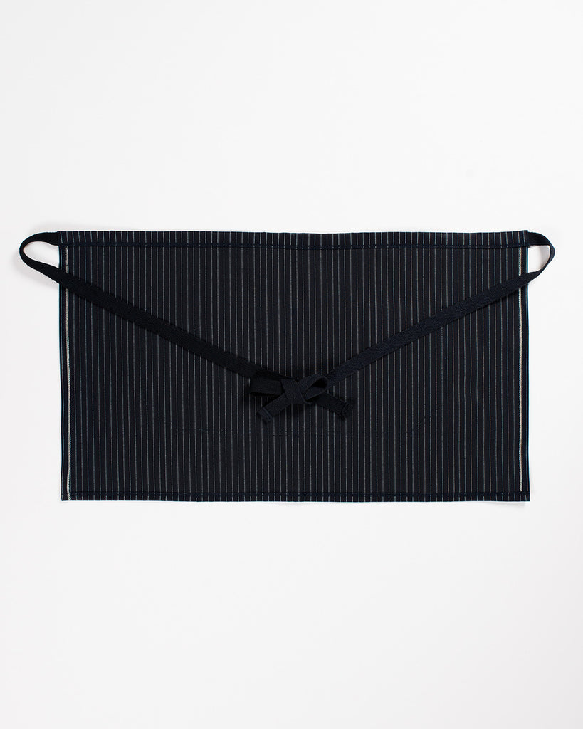 Hand-Eye Waist Apron Midnight Twill