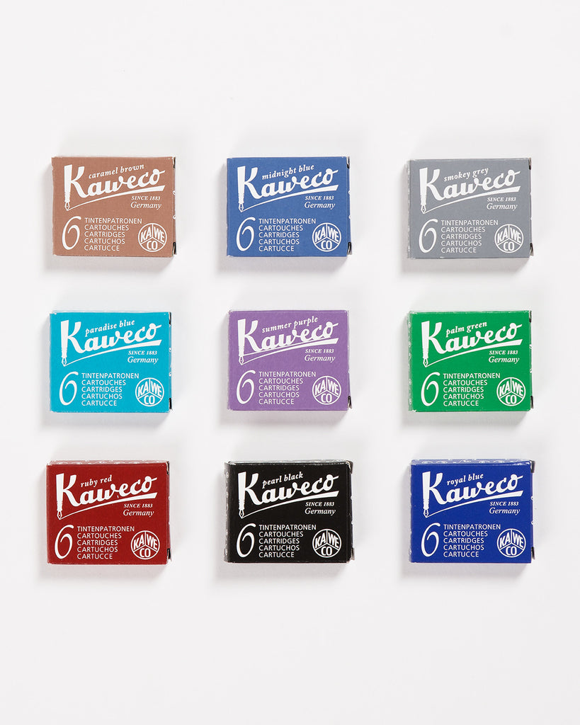 Kaweco Fountain Ink Pen Refills