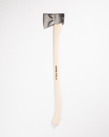 "Council Hudson Bay Camp Axe 28"" Curved Handle"