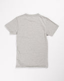 Velva Sheen T-Shirt 2 Pack White/Heather Grey