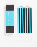 Grids & Guides: Pencil Set for Visual Thinkers
