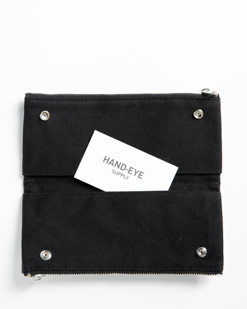 Delfonics Double Fastener Pen Case