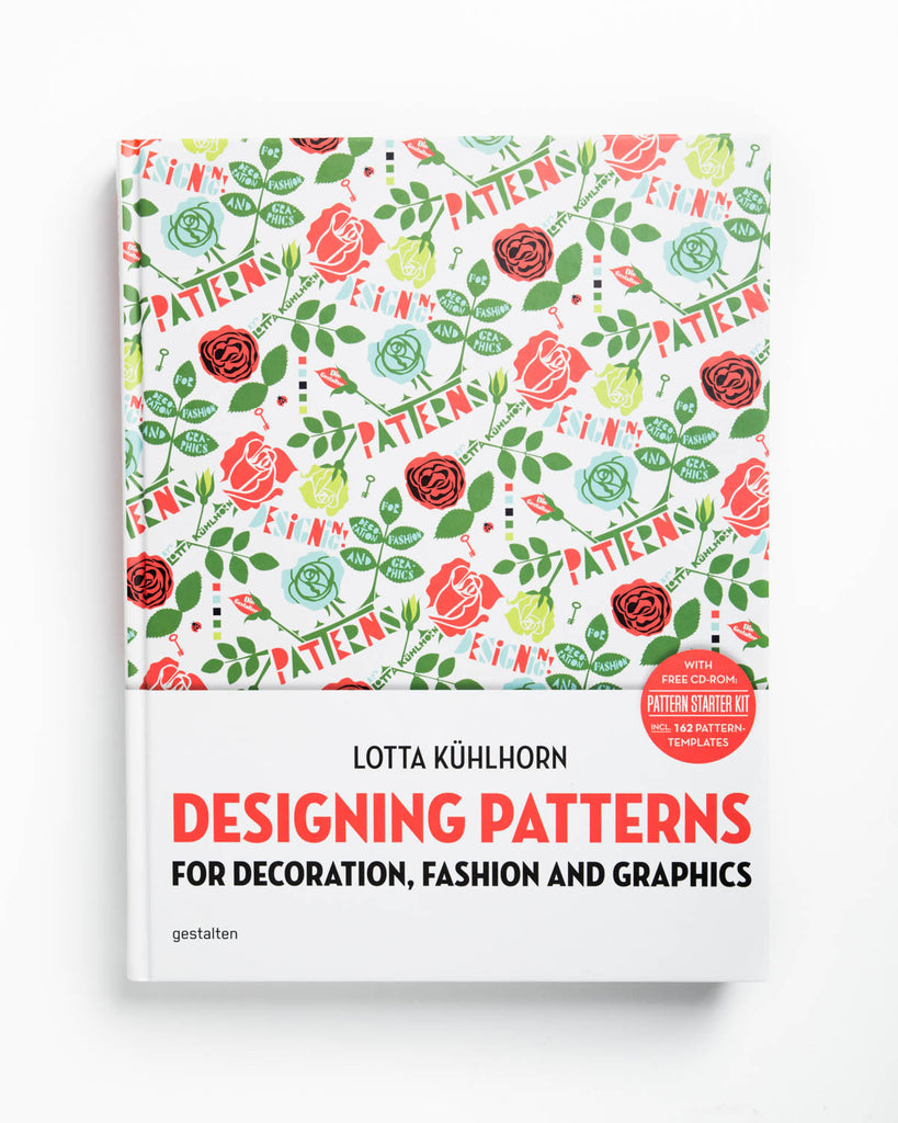 Designing Patterns for Decoration, Fashion and Graphics