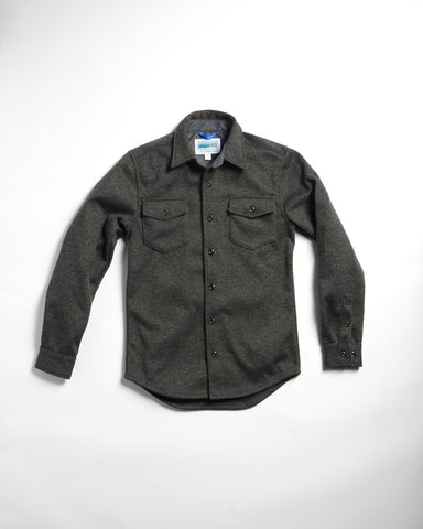 Edgevale Staple Shirt Black