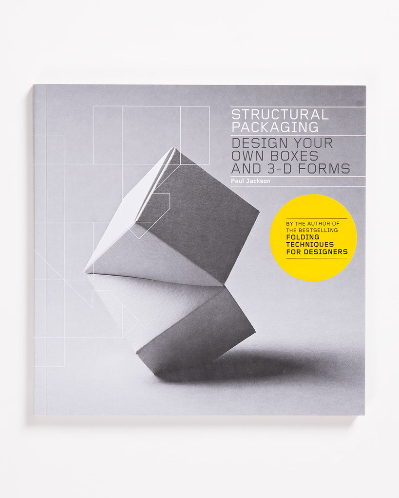 Structural Packaging: Design your own Boxes and 3D Forms