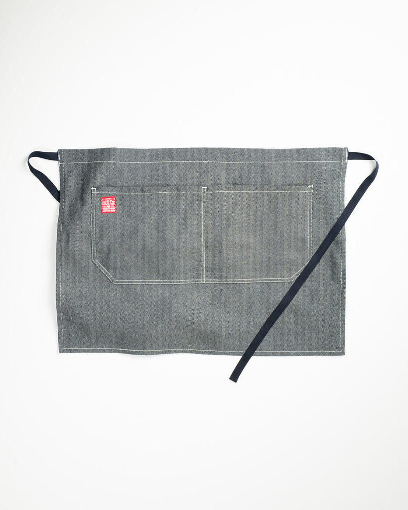 Hand-Eye USA Made Waist Apron Herringbone