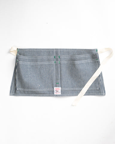 Pointer Waist Apron White Drill